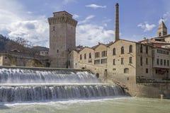 Fermignano royalty-vrije stock foto's