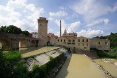 Fermignano royalty-vrije stock afbeeldingen
