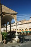 Fermo Royalty Free Stock Images