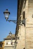 Fermo Marche Ιταλία Στοκ Φωτογραφίες