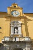 Fermo Marche Italien Arkivfoton