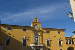Fermo Marche Italy Royalty Free Stock Photography
