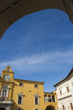 Fermo Marche Italy Royalty Free Stock Image