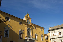 Fermo Marche Italy Stock Images