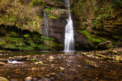 Fermona-Wasserfall Lizenzfreie Stockbilder