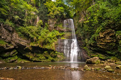 Fermona Waterfall Royalty Free Stock Photos