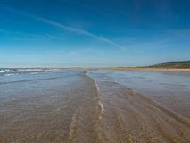 Fermoyle strand Royalty Free Stock Images