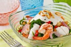 Fern salad Stock Images