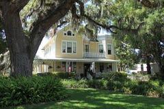 Fernandina海滩 免版税库存图片