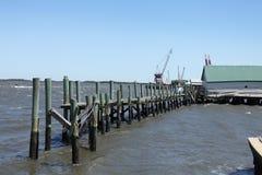 Fernandina海滩 免版税图库摄影