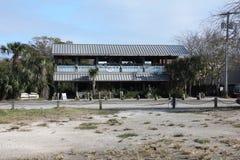Fernandina海滩 免版税库存照片