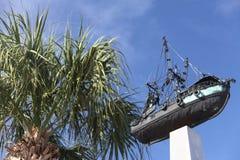 Fernandina海滩 库存照片