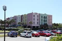 Fernandina plaża Zdjęcia Royalty Free