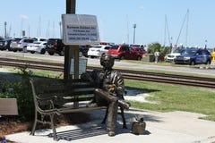 Fernandina-Strand Stockbild