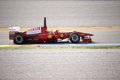 Fernando Alonso Fotografia de Stock