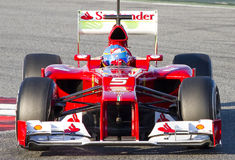 Fernando Alonso Royalty Free Stock Photography
