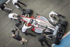 Fernando Alonso 2015 Images libres de droits