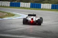 Fernando Alonso 2015 Photo stock