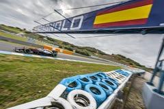 Fernando Alonso 2015 Arkivfoton