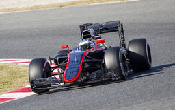 Fernando Alonso Stock Photography