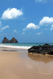 Fernando de Noronha - Brazil Royalty Free Stock Photos