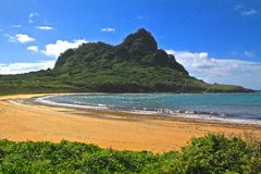 Fernando de Noronha, Brazil. Panoramic view on Fernando de Noronha Royalty Free Stock Image