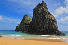 Fernando de Noronha, Brazil Stock Photos