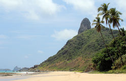 Fernando de Noronha - Brazilië Stock Afbeelding