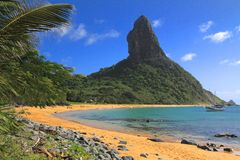 Fernando de Noronha Royalty Free Stock Photography