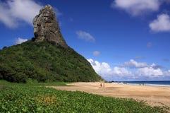 Fernando de Noronha Island Stock Photography