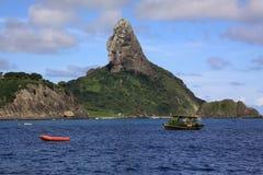 Fernando de Noronha Island, Brazil Stock Photos