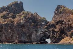 Fernando de Noronha Island Brazil Royalty Free Stock Image