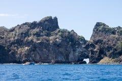 Fernando de Noronha Island Brazil Stock Image