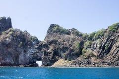 Fernando de Noronha Island Brazil Royalty Free Stock Photography