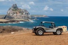 Fernando de Noronha Island Brazil Buggy stock foto