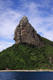 Fernando de Noronha Morro do Pico Stock Photo