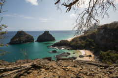 Fernando de Noronha - PE - Brazil Royalty Free Stock Photo