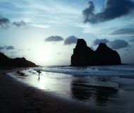Fernando de Noronha royalty free stock photos