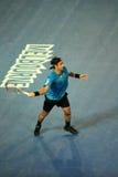 Fernando Gonzalez bij Australische Open 2010 royalty-vrije stock afbeelding