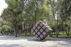 Fernando Gonzalez Gortazar `The Cube 1942` stock photo