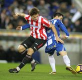 Fernando Llorente of Athletic Bilbao Royalty Free Stock Photos