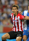 Fernando Llorente of Athletic Bilbao Royalty Free Stock Photo