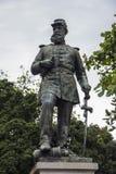 Fernando Machado statue - Florianópolis/SC - Brazil. Fernando Machado statue - City historic downtown - Florianópolis - Santa Catarina - Brazil Stock Photo