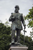 Fernando Machado statue - Florianópolis/SC - Brazil Stock Photo