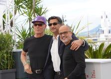 Fernando Signorini, Asif Kapadia and Daniel Arcucci royalty free stock photos