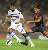 Fernando Tissone of UC Sampdoria Stock Photography