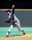 Fernando Valenzuela Los Angeles Dodgers Fotografia de Stock