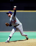 Fernando Valenzuela Los Angeles Dodgers Stockfotografie