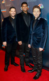 Fernando Varela, Sean Panikkar, Josh Page Stock Photo