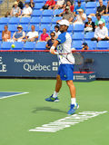 Fernando Verdasco em Montreal 2011 Fotografia de Stock